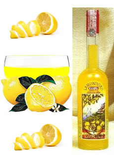 Liqueur: Limoncello Lemondoro 30° 500 ml (Italie)